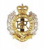 Royal Engineers Cap / Beret Badge